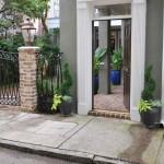 courtyard garden 1