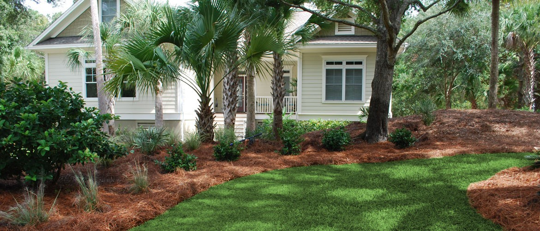 landscaping charleston sc