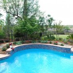 pool landscaping 1